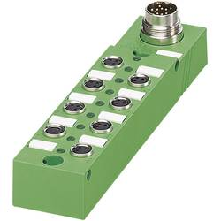 Pasívny box senzor/ aktor Phoenix Contact SACB-10/3-L-M16-M8 1516218, 1 ks