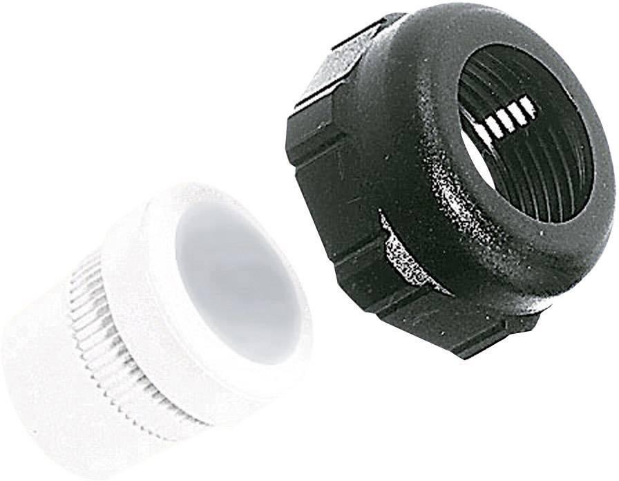 Poloviční šroubení Han-Compact® pro průchodková a spojková pouzdra Harting M25, 1 ks