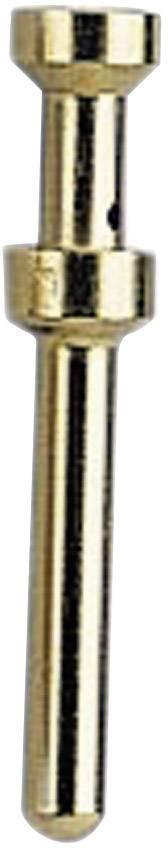 Krimpovací kontakty pro řady vložek Han®, 0,14 - 4 mm² Harting Han® E M, 1 ks