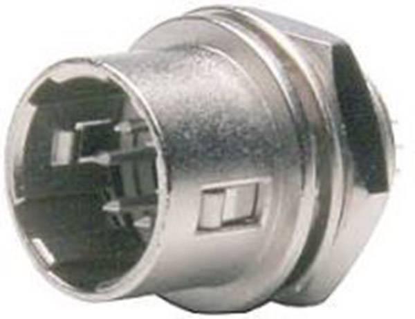 Vestavná zástrčka série HR10A počet pólů: 12 Hirose Electronic HR10A-10R-12P(73) 1 ks