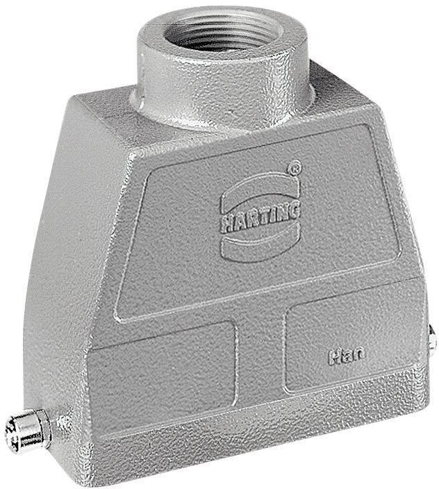 Pouzdro Harting Han® 16B-gg-R21, 09 30 016 0440, 1 ks