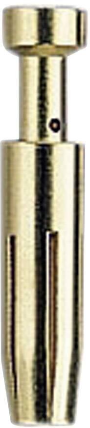 Krimpovací kontakty pro řady vložek Han®, 0,14 - 4 mm² Harting Han® E F, 1 ks