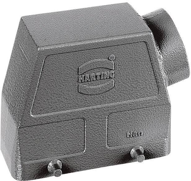 Pouzdro Harting Han® 16-gs-21, 09 30 016 0520, 1 ks