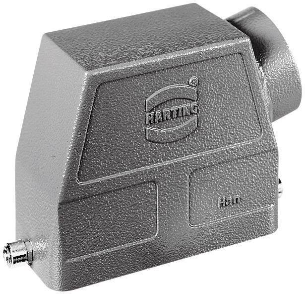 Pouzdro Harting Han® 16B-gs-R-21, 09 30 016 0540, 1 ks