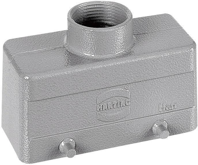 Pouzdro Harting Han® 16B-gg-21, 09 30 016 1420, 1 ks