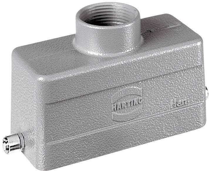 Pouzdro Harting Han® 16B-gg-R-21, 09 30 016 1440, 1 ks