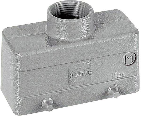 Pouzdro Harting Han® 16B-gg-M25, 19 30 016 1421, 1 ks