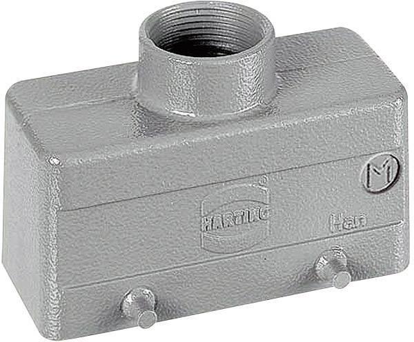 Pouzdro Harting Han® 16B-gg-M25, 19 30 016 1421, 10 ks