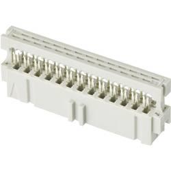 Kolíková lišta TE Connectivity 215882-50, počet kontaktov 50, Počet riadkov 2, 1 ks
