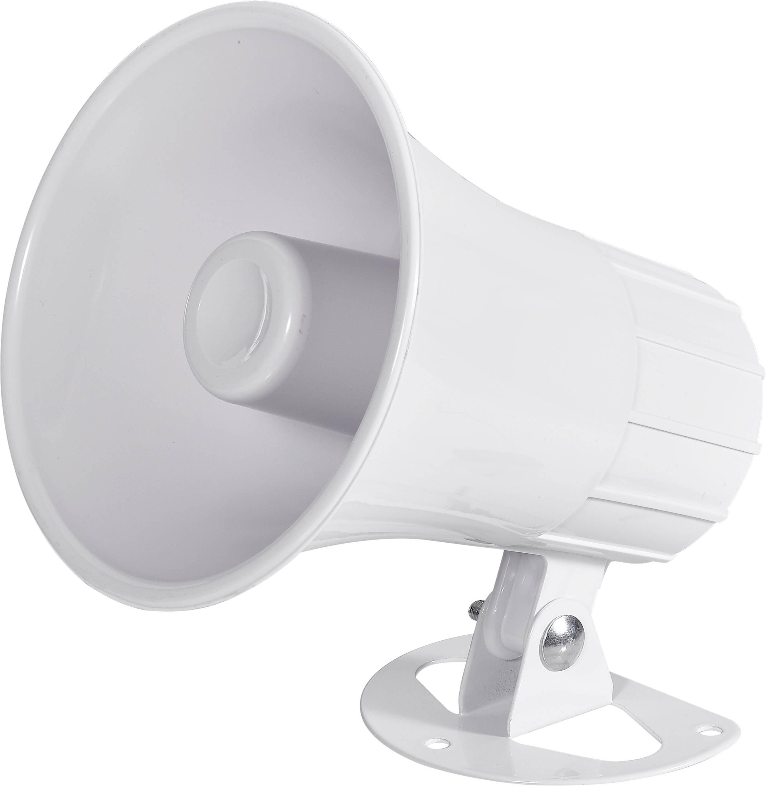 Alarmová siréna, 105 dB/1 m, 12 V/DC
