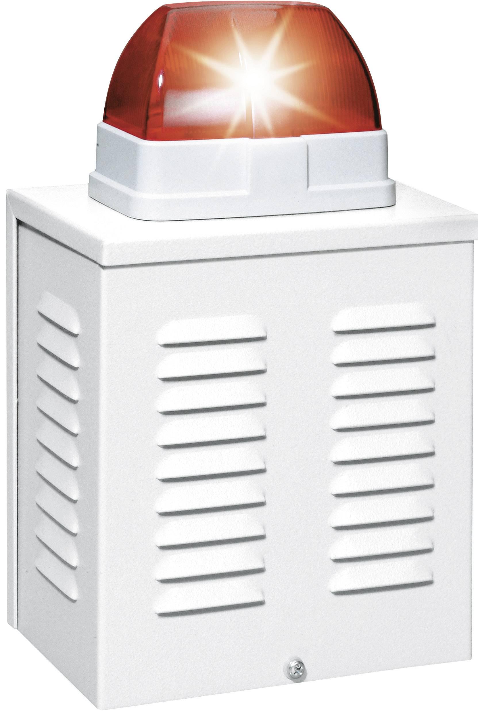 Siréna s optickou signalizáciou SG1650, 110 dB ABUS