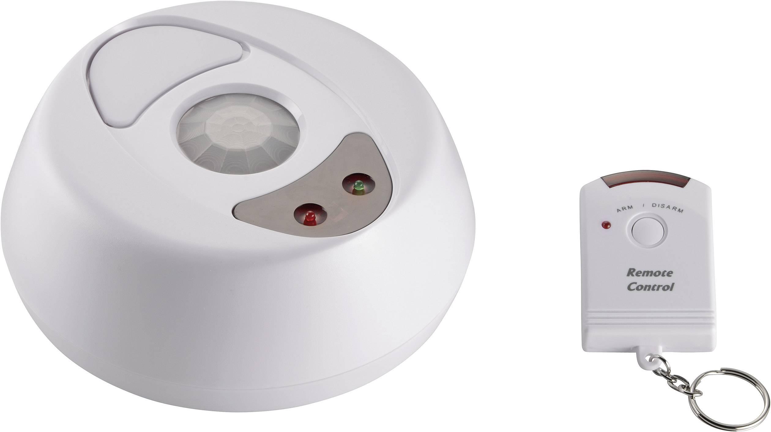 Stropný alarm 360° s diaľkovým ovládaním