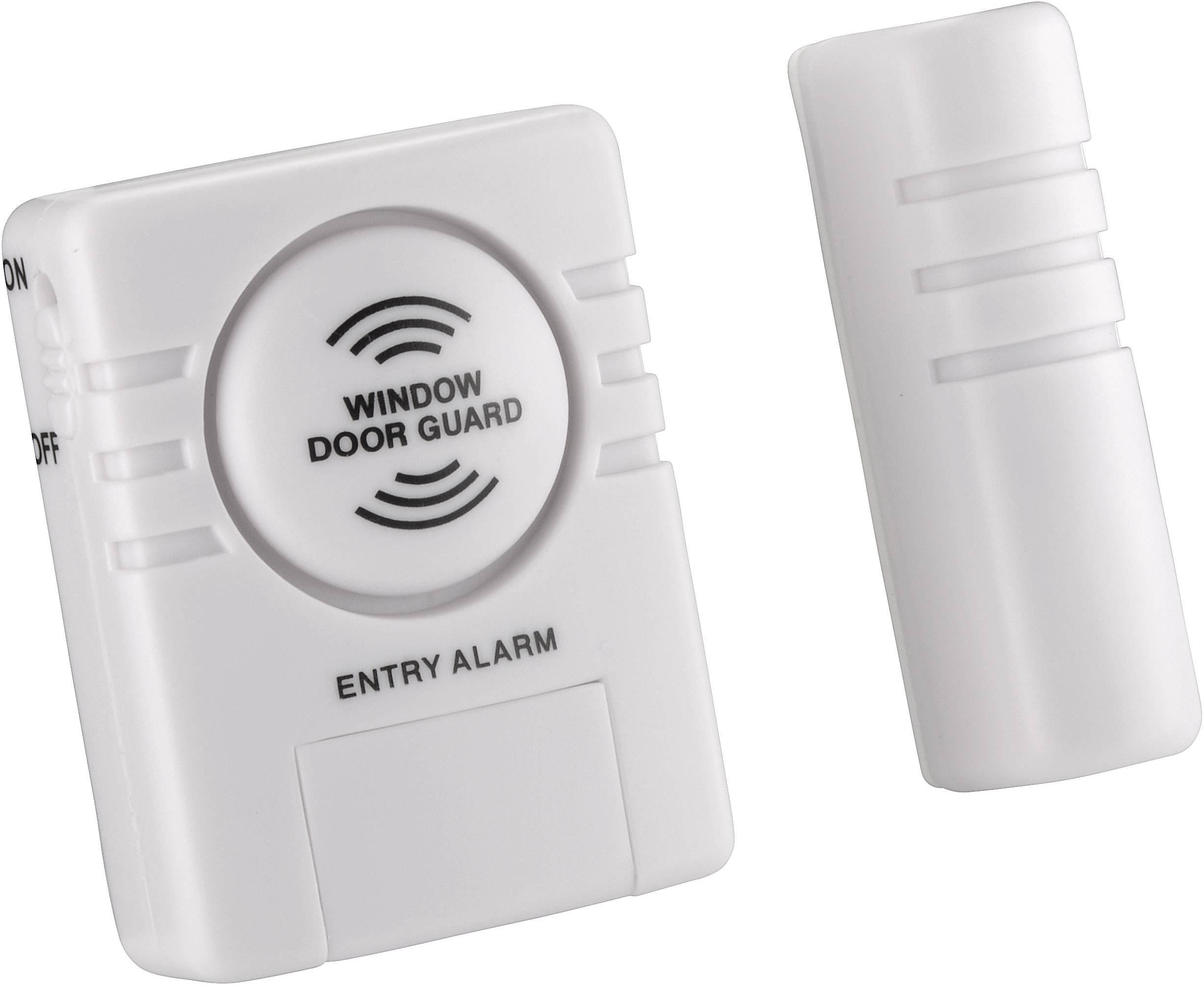 Dverový/okenný alarm s hlásičom priechodu