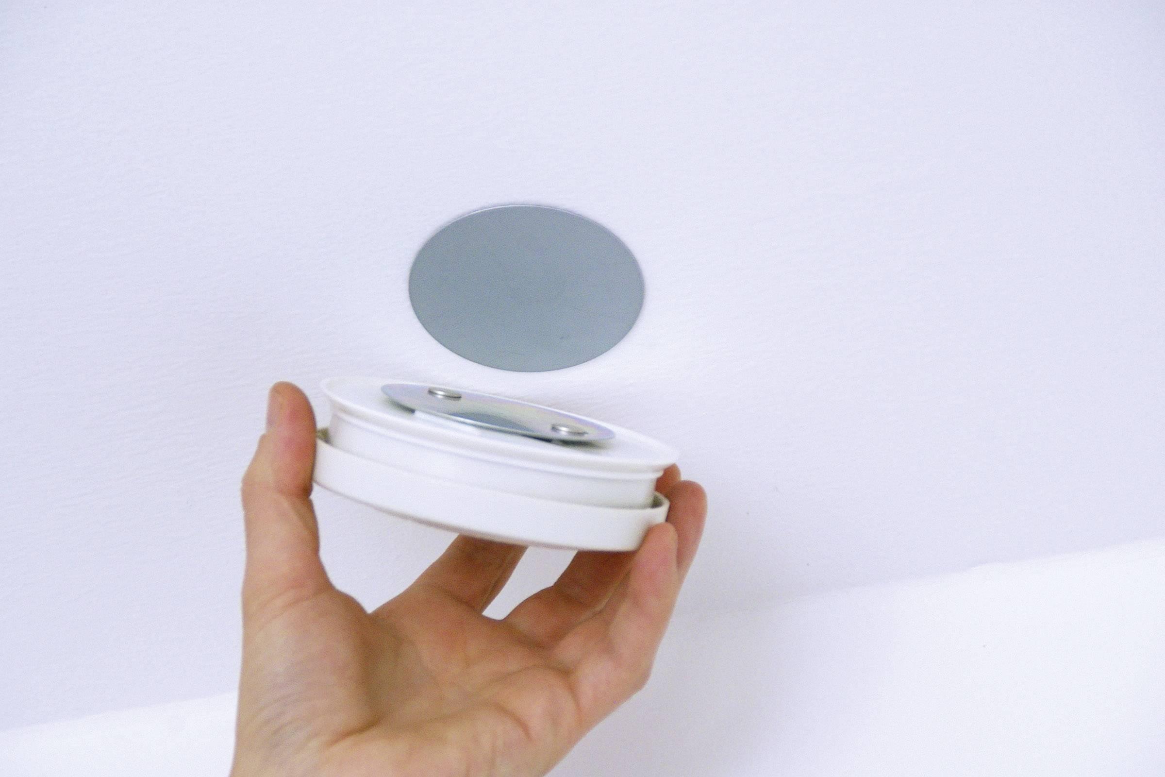 Magnetický držiak Magnetolink pre dymové hlásiče GEV 003 163