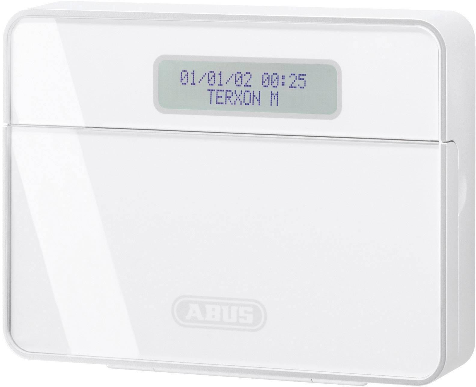 Analogový telefon s LCD displejem ABUS
