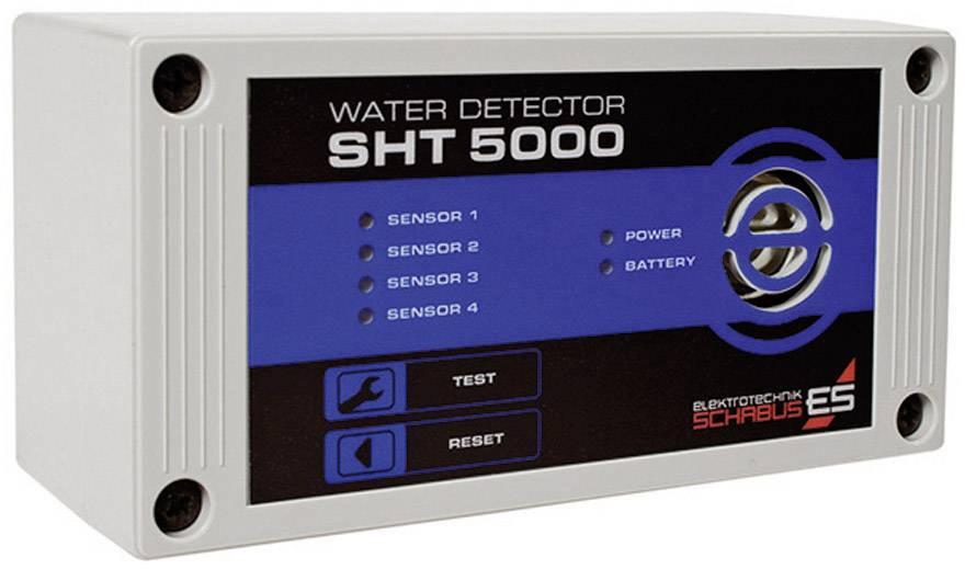 Detektor úniku vody Schabus SHT 5000 + senzor, 230 V/AC