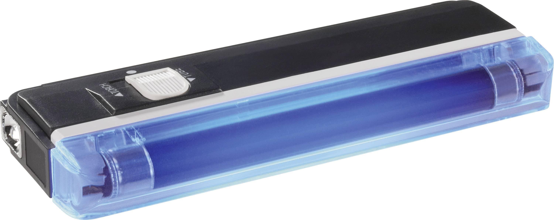 Tester bankoviek s vreckovým svietidlom