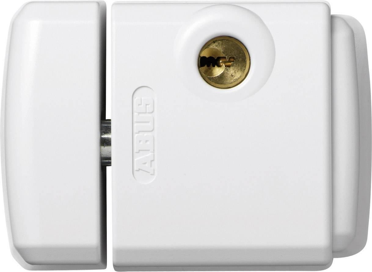 Okenné zámky ABUS FTS3003, biele