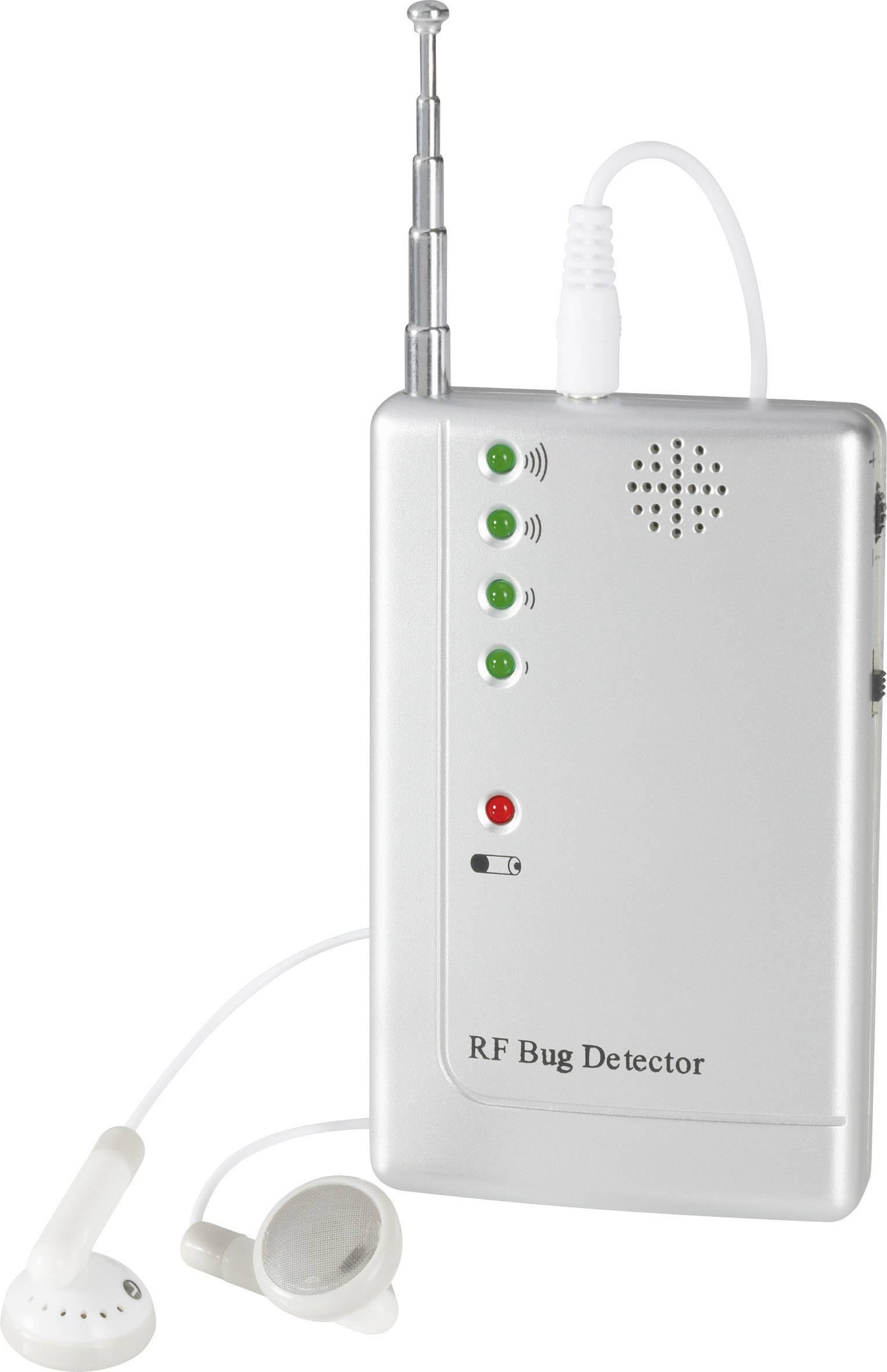 Detektor odpočúvacích zariadení