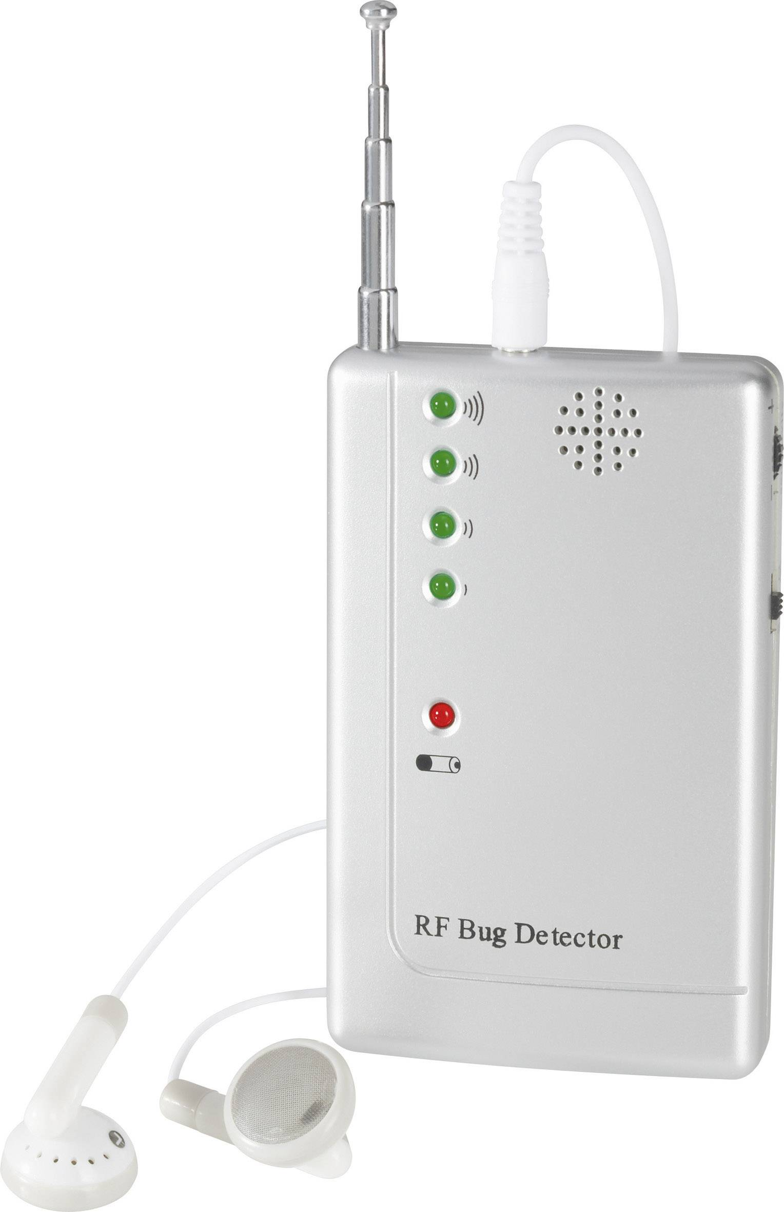 Detektory radiových vysílačů - odposlechů