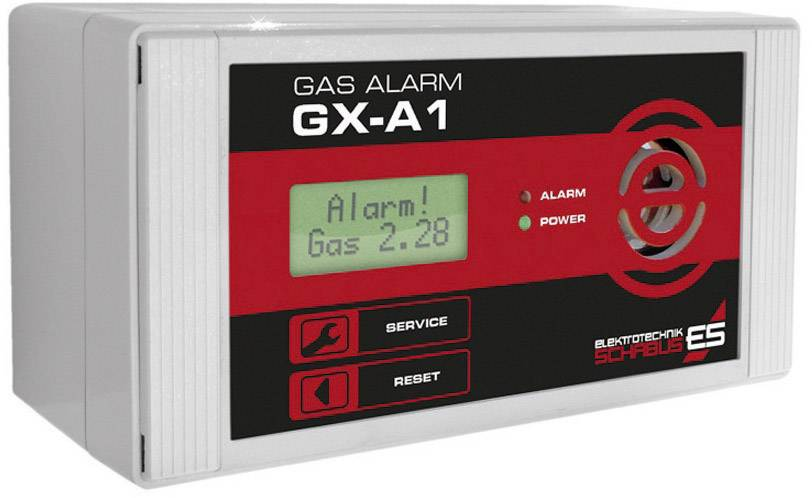 Detektor úniku plynu Schabus ES GX-A1