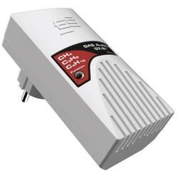 Detektor úniku plynu do zásuvky Schabus GX-B1, 300224, 230 V/AC