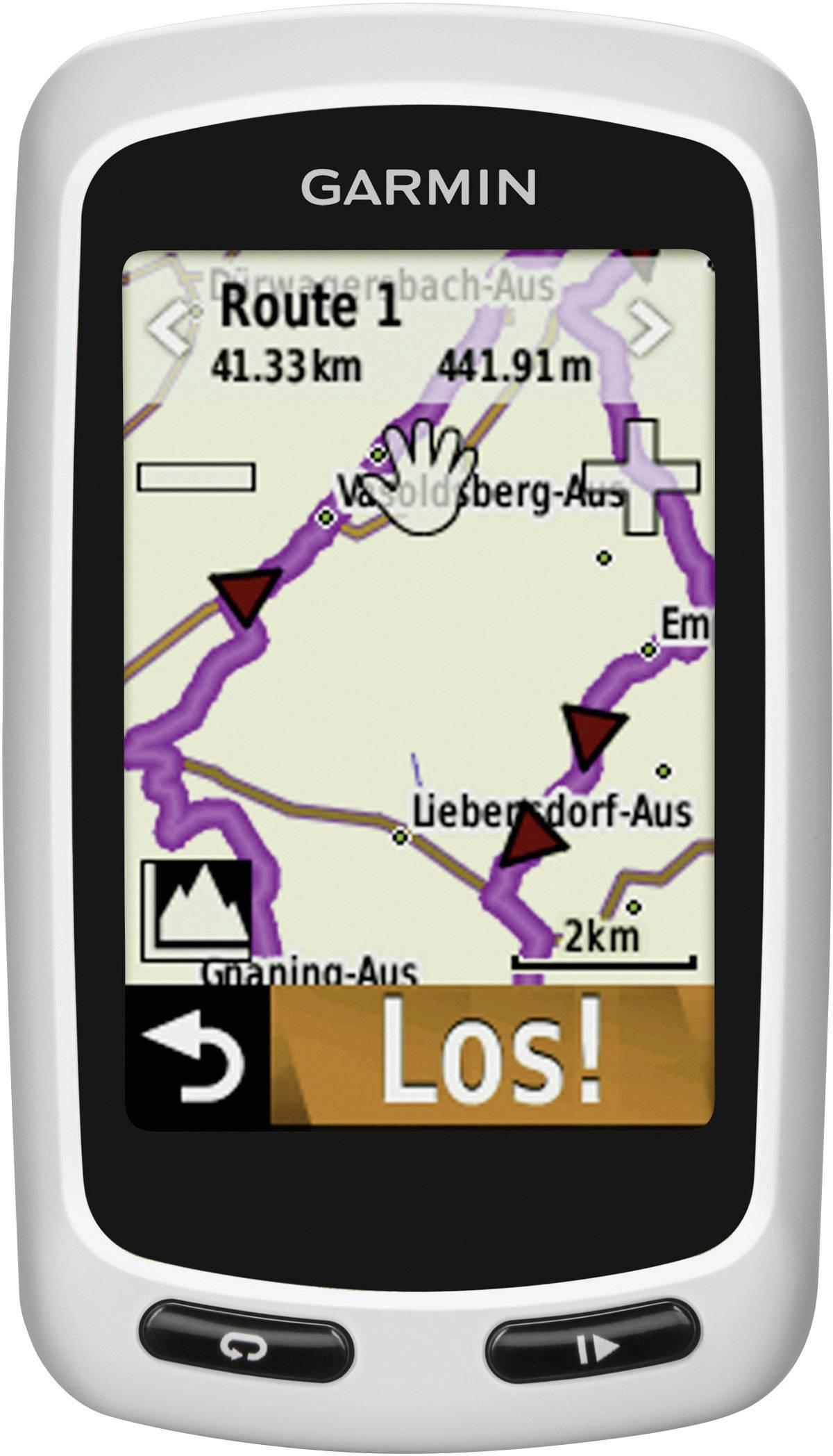 Outdoorová navigácia Garmin Edge Touring pre Európu