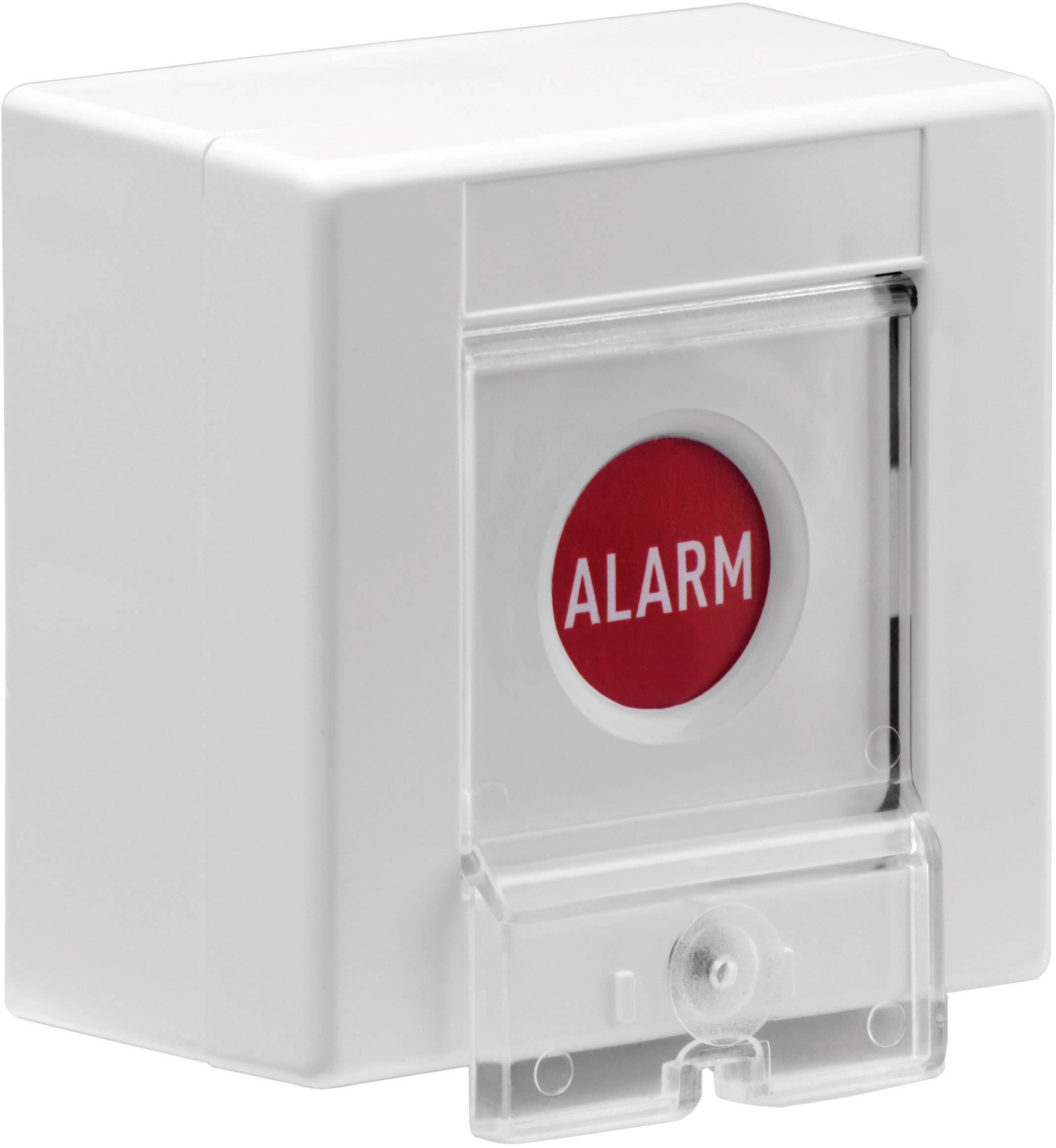 Tísňové tlačítko (přepadení) ABUS AZ6500, bílá