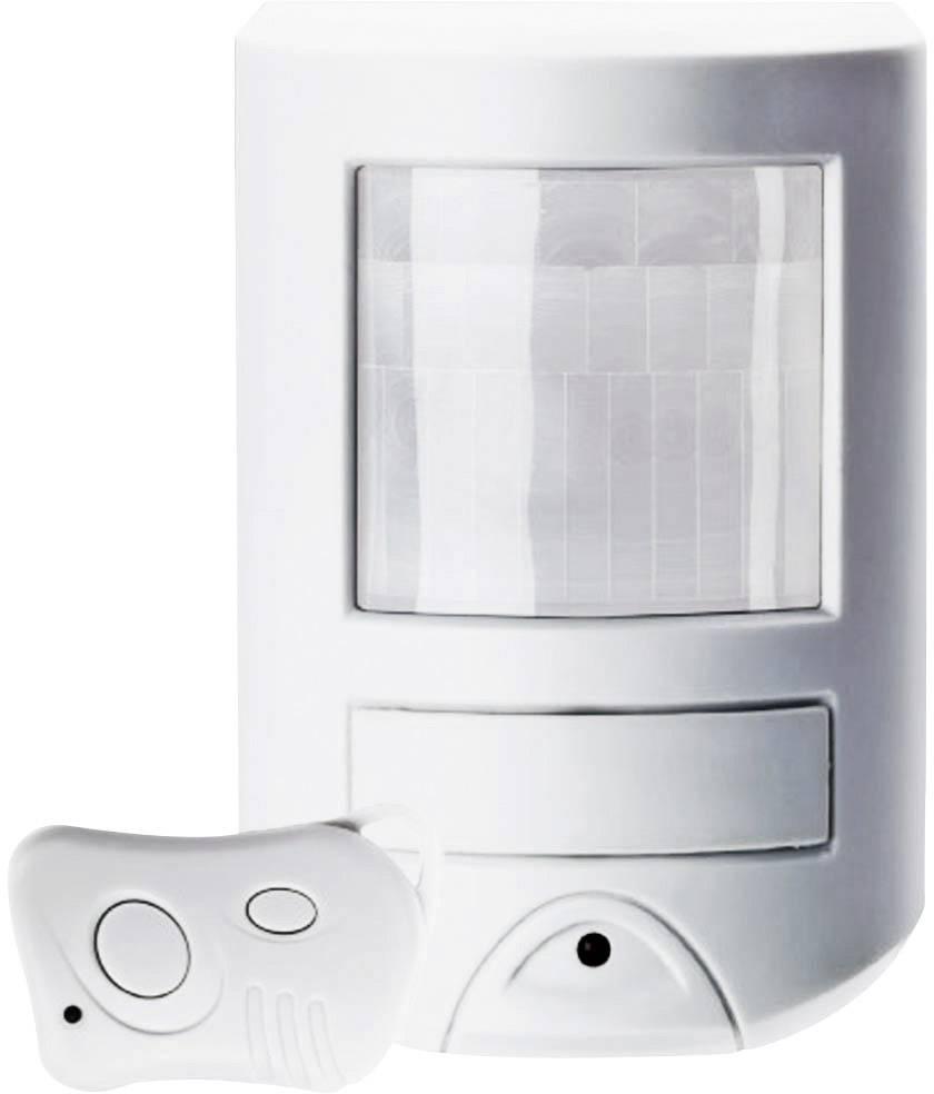 Mini-alarm Cordes CC-400 CC-400, s diaľk.ovládačom, 85 dB