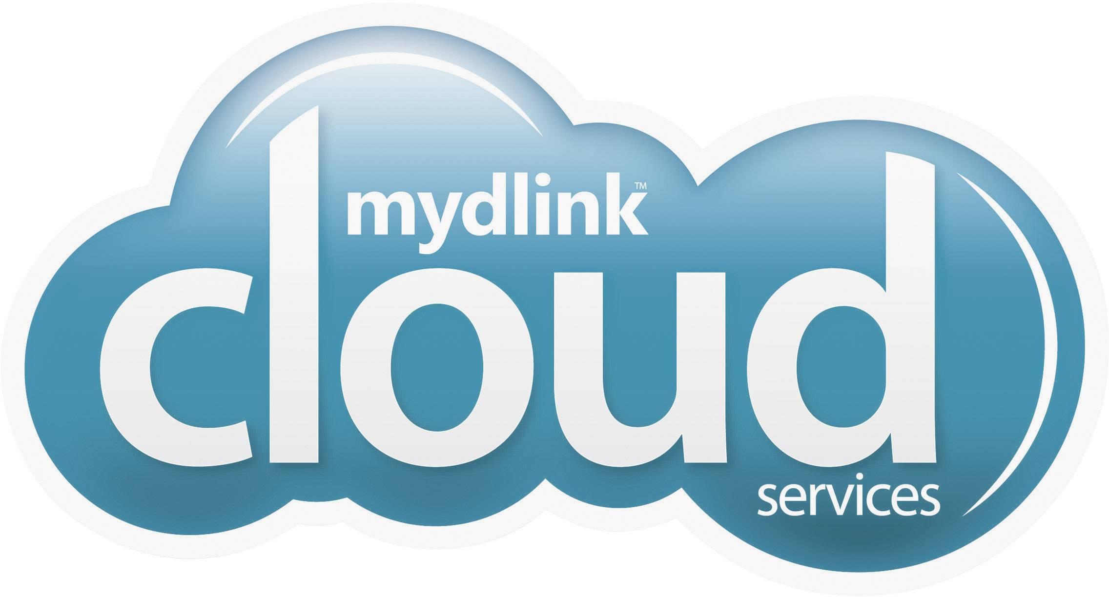Bezdrôtová denná aj nočná Cloud kamera D-Link DCS-2132L/E, 1280 x 800 px, IR LED