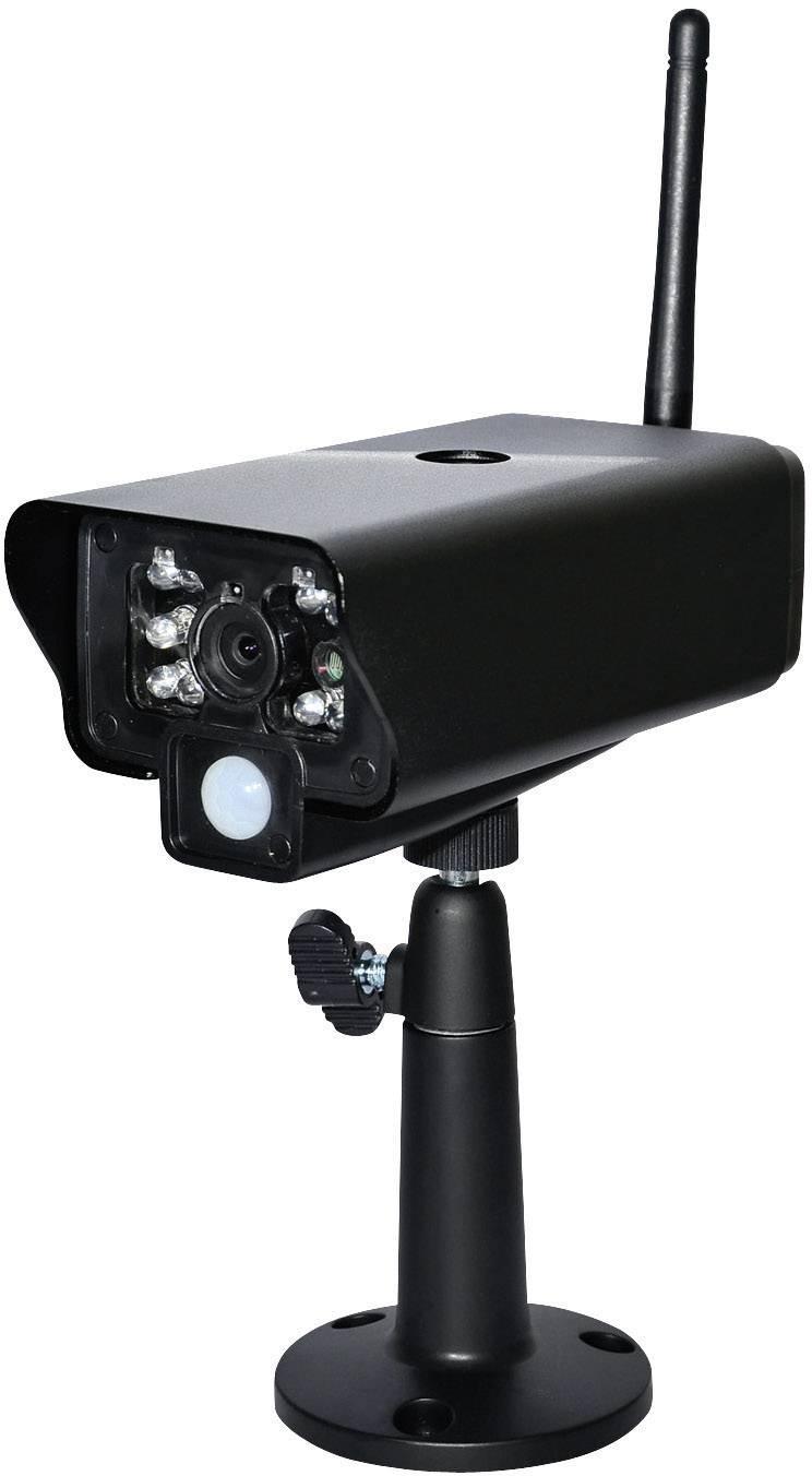 Bezdrôtová vonkajšia kamera 2.4 GHz dnt QuattSecure 52202, IP54