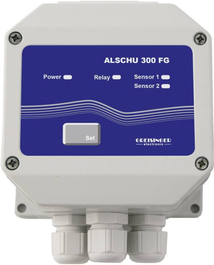 Regulátor hladiny Greisinger ALSCHU 300 FG, bez 2 senzorov, na omietku