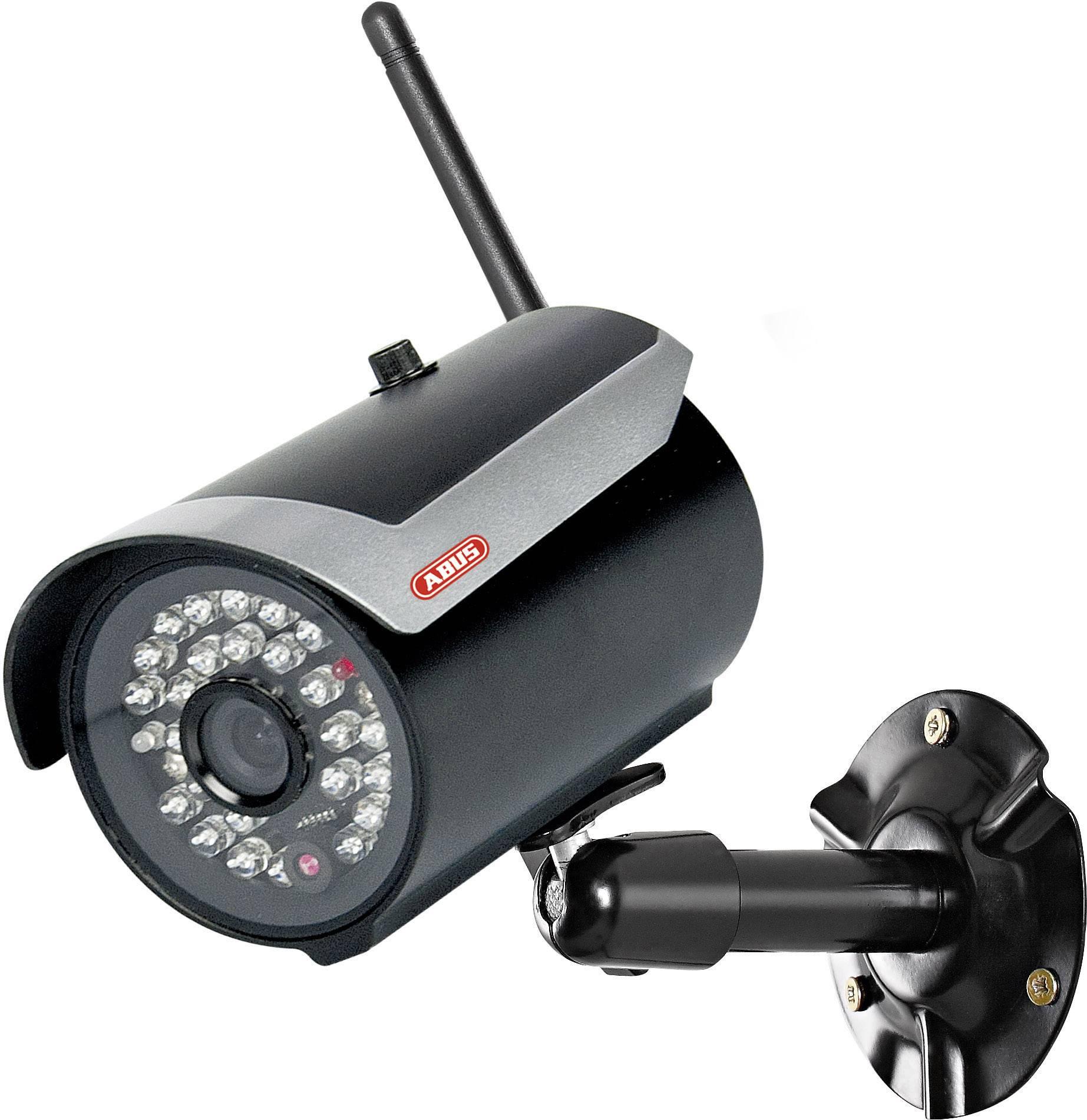 Bezdrôtová vonkajšia kamera 2.4 GHz pre ABUS TVAC16010A, 640 x 480 px