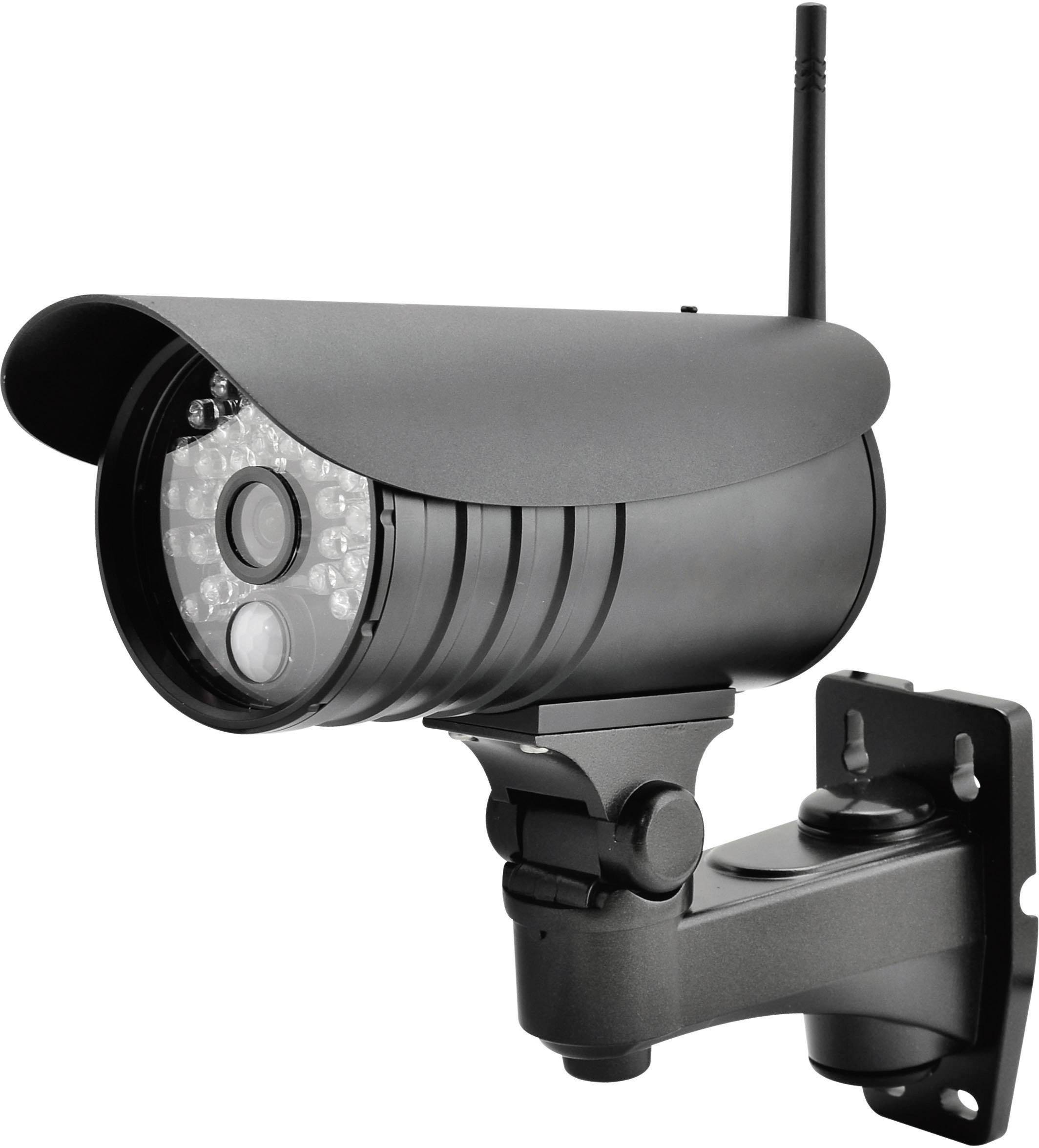 Bezdrôtová vonkajšia kamera 2.4 GHz dnt QuattSecure 52206, IP66