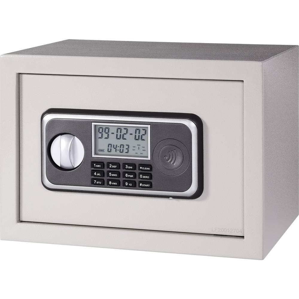 Elektronick Sejf 25 Lcd 350 X 250 X 250 Mm Ed