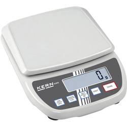 Stolní váha Kern Max. váživost 6 kg Rozlišení 0.1 g 230 V, na baterii bílá