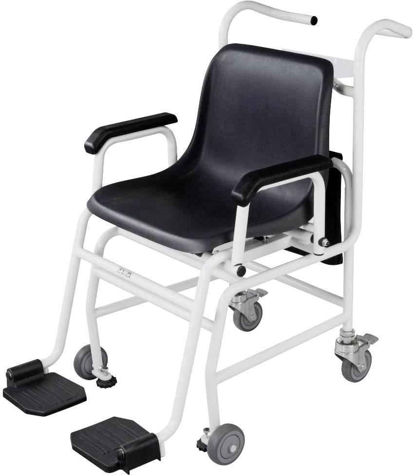 Profesionální sedací váha Kern MCC 250K100M, Max. váživost 250 kg, černá, bílá