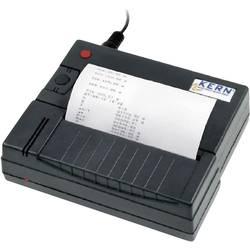 Statistika tiskárna pro jádrem váhy s datové rozhraní RS-232 Kern YKS-01
