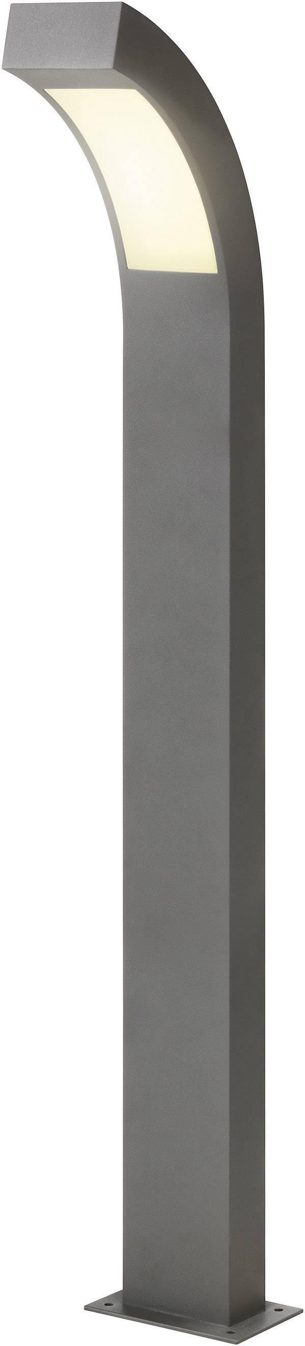 LEDvonkajšiastojaca lampa Esotec HighLine 105195, 4.5 W, neutrálne biela, 100 cm, antracitová