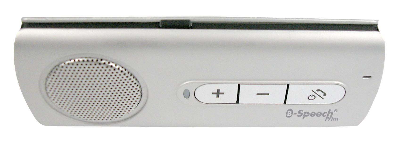 Handsfree s Bluetooth B-Speech Prima, Max. čas hovoru 6 h