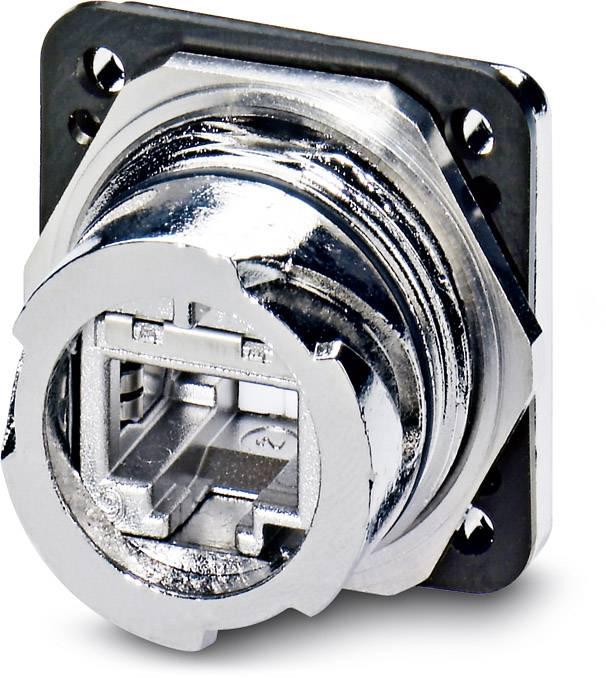 Zabudovateľný zástrčkový konektor pre senzory - aktory Phoenix Contact VS-V1-F-RJ45-MNNA-1-C-S-JJ-S 1419184, 1 ks