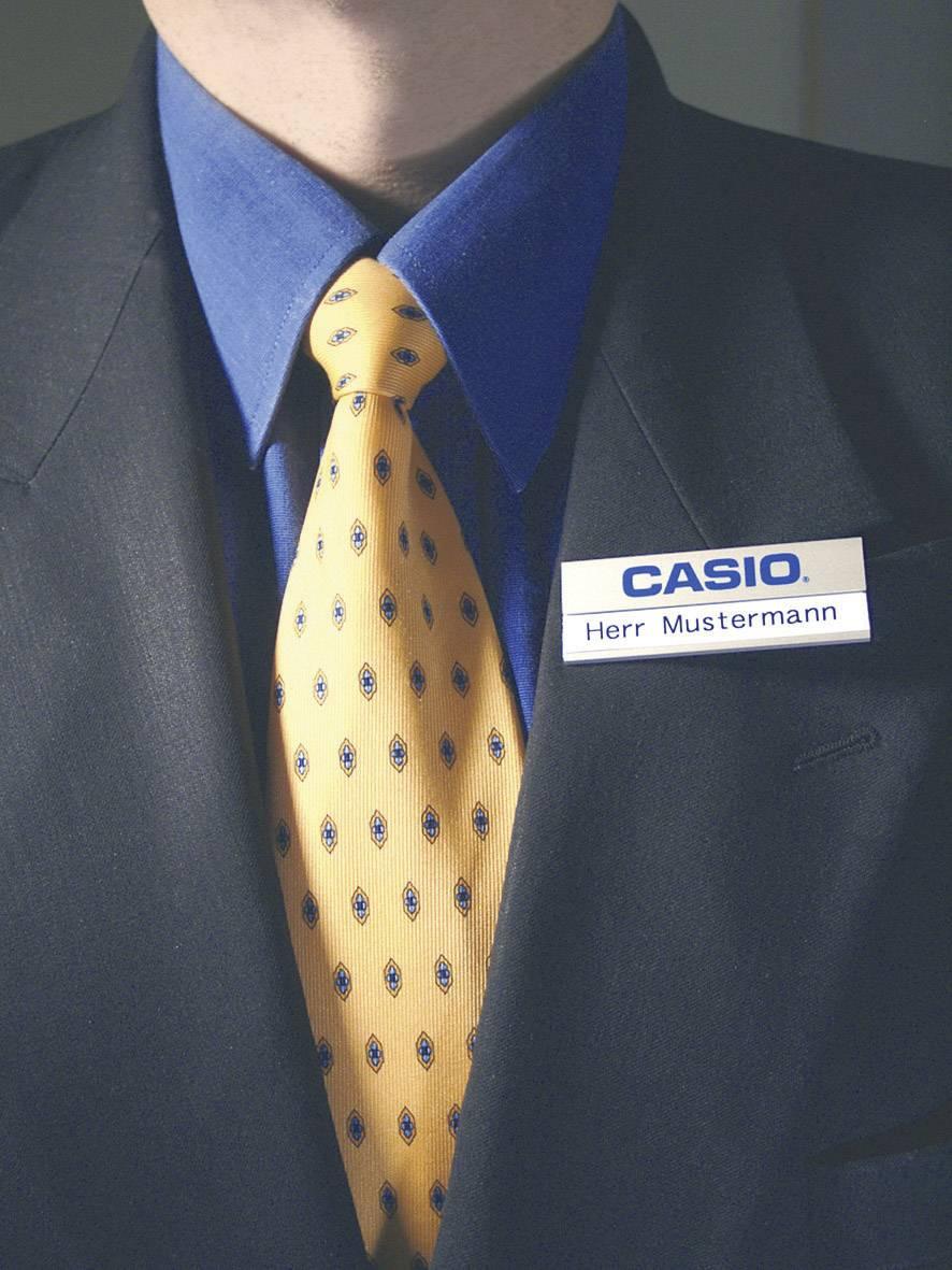 Popisovačka CASIO KL-60