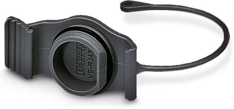 Konektor pre senzory aktory, príslušenstvo Phoenix Contact VS-08-SD-F-BK 1658066, 5 ks