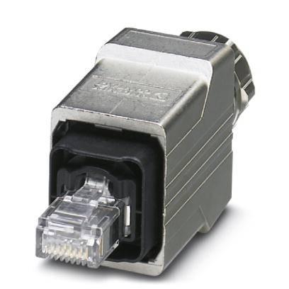 Dátový zástrčkový konektor pre senzory - aktory Phoenix Contact VS-PPC-C1-MNNA-4Q5-EMC 1403366, 1 ks