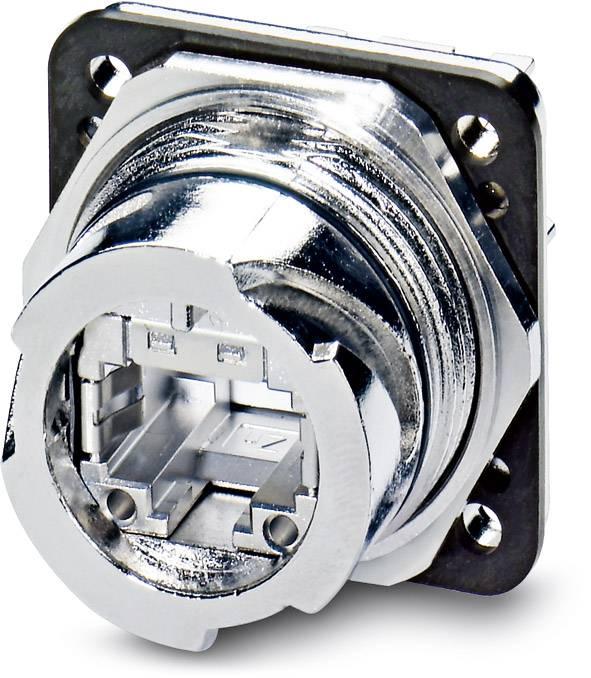 Zabudovateľný zástrčkový konektor pre senzory - aktory Phoenix Contact VS-V1-F-RJ45-MNNA-1-C-S-JI-S 1419185, 1 ks