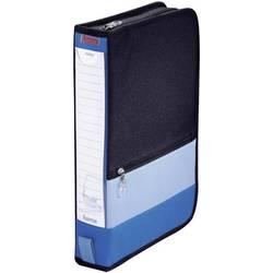KANCELÁŘSKÁ BRAŠNA NA 64 CD, MODRÁ/ČERNÁ modrá, černá 64 CD/DVD (š x v x h) 63 x 295 x 200 mm Hama