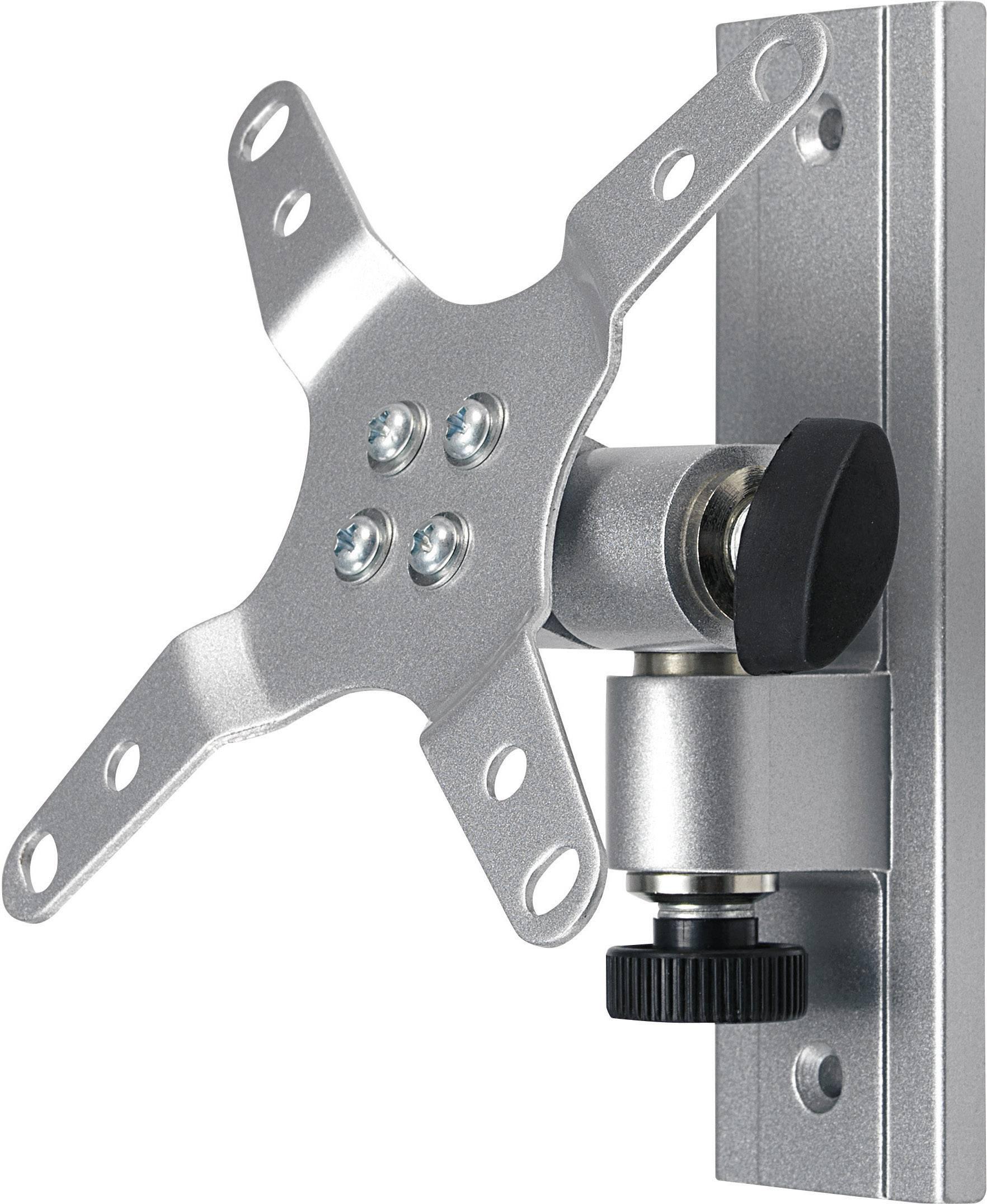 """Držák na zeď pro monitor 775097, 33,0 cm (13"""") - 76,2 cm (30""""), stříbrná"""