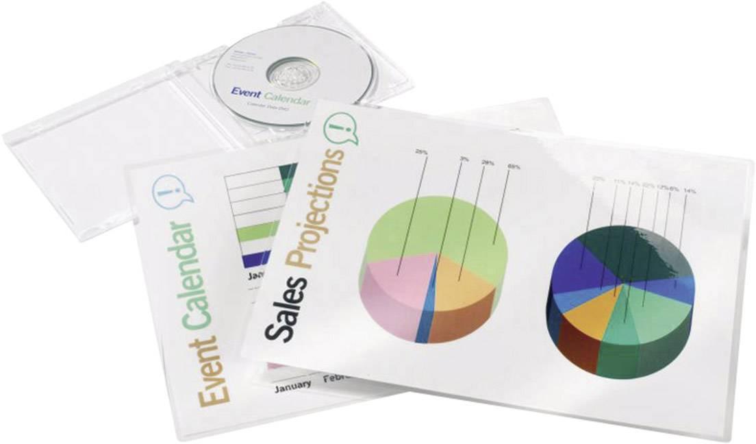 Laminovacia fólia GBC DocumentPouch A4, A4, 125 micron, lesklý, 100 ks