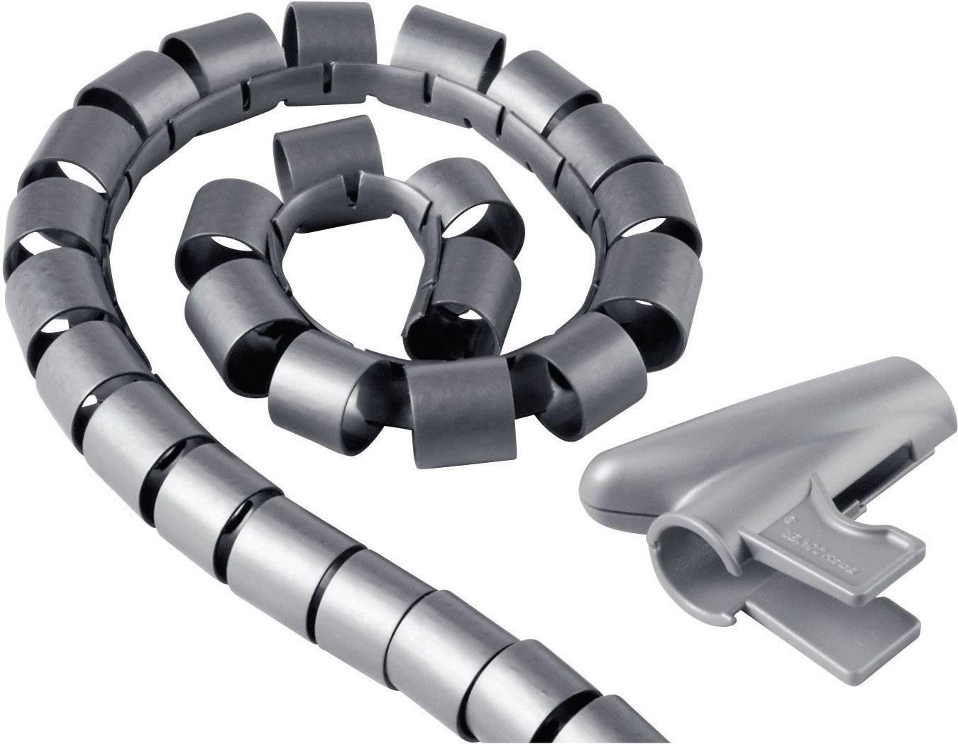 Ochrany a vazby kabelů v kanceláři