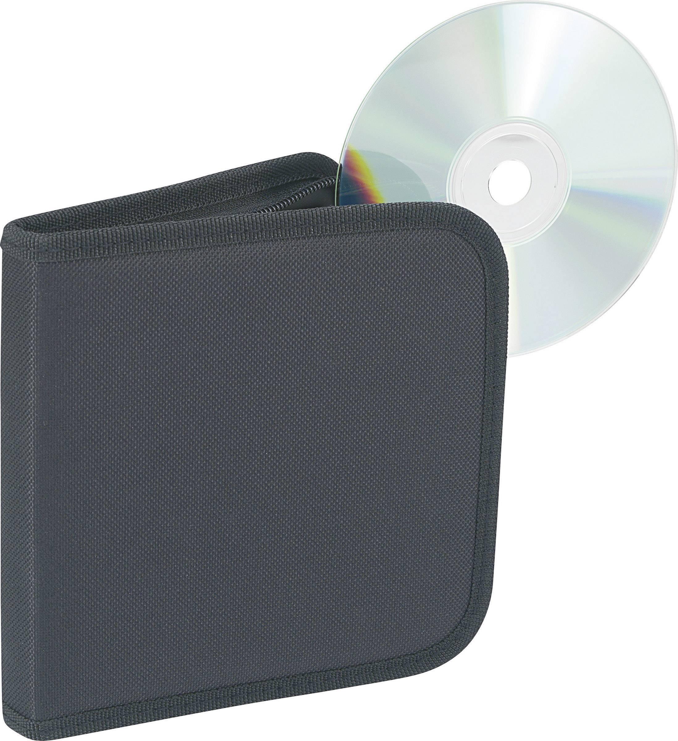 Brašna na 12 CD/DVD